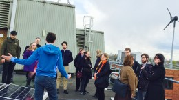 Islington Council Energy Efficiency Innovations Tour April 2016