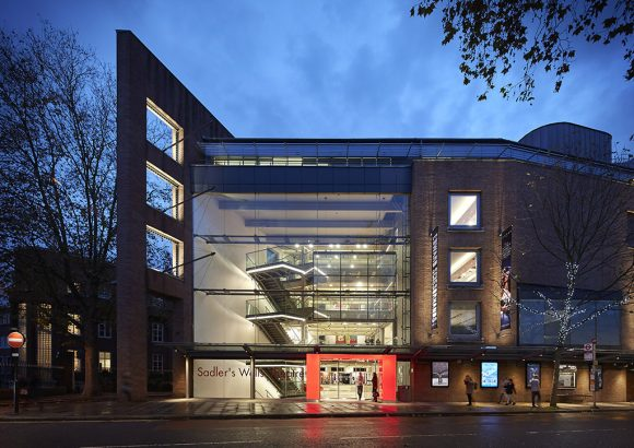 Sustainable refurbishment: site tour & workshop at Sadler's Wells